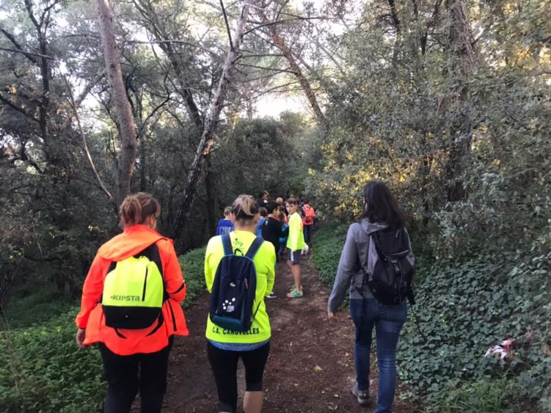 20ª Marxa de Canovelles y 2ª Domus Trail