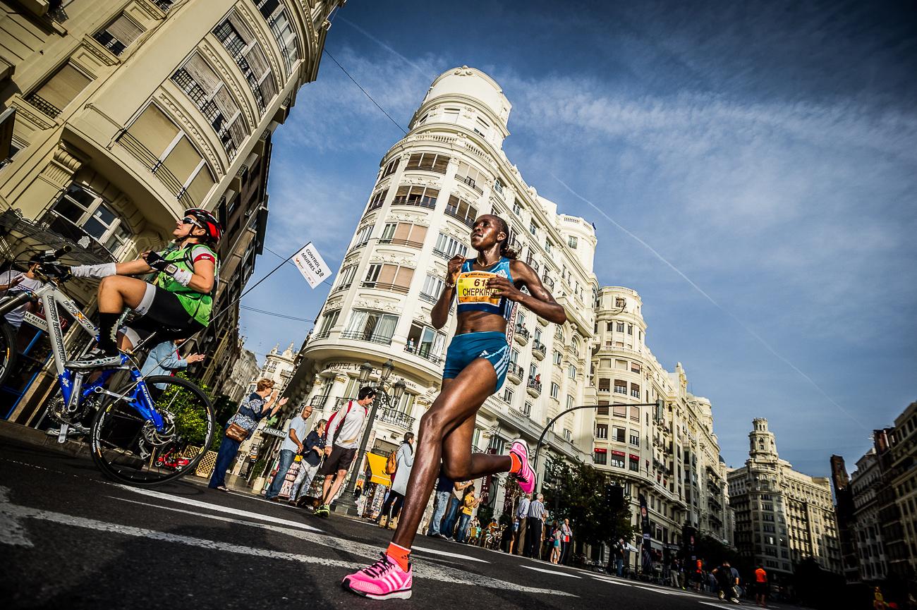Eventos en la vía pública: Pruebas deportivas