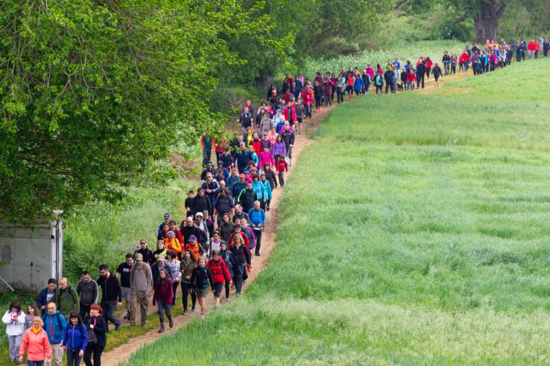 16ª Caminada Popular de Les Franqueses del Vallès