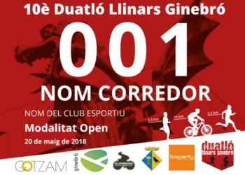 Dorsal Ginebro-Open